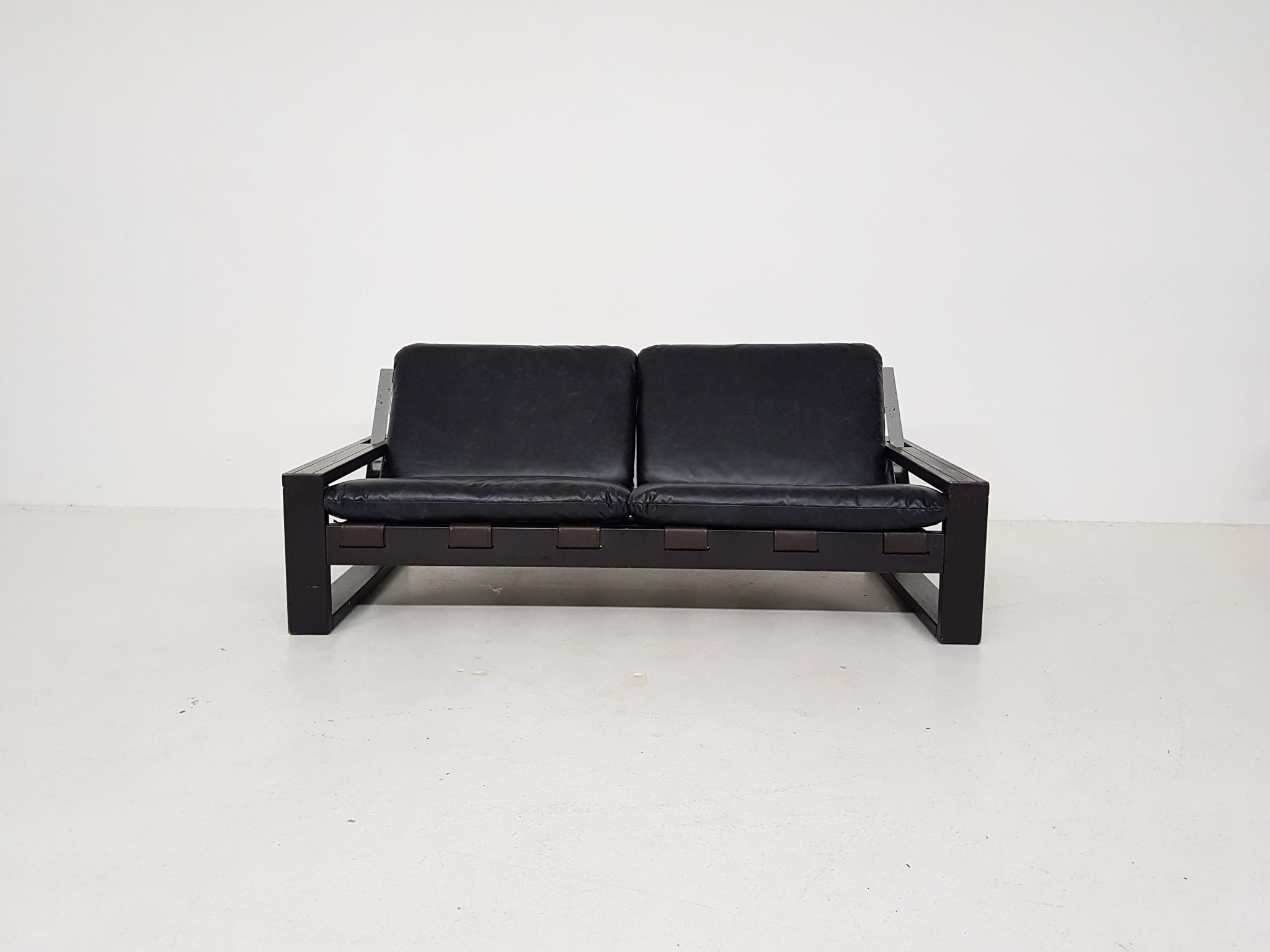 Brutalist Sonja Weur Two Seater Sofa